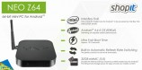 TV Box Minix NEO Z64 - Siêu phẩm Android TV Box sử dụng chip intel